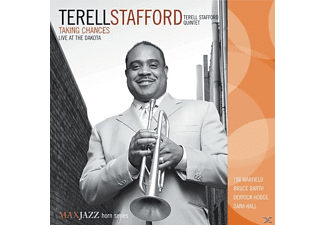 Terell Stafford - Taking Chances-Live at the D - (CD)