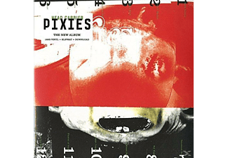 Pixies - Head Carrier - (Vinyl)