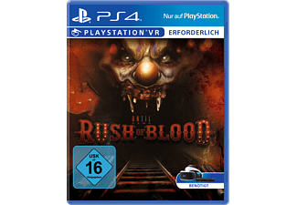 Until Dawn™: Rush of Blood [PlayStation 4]