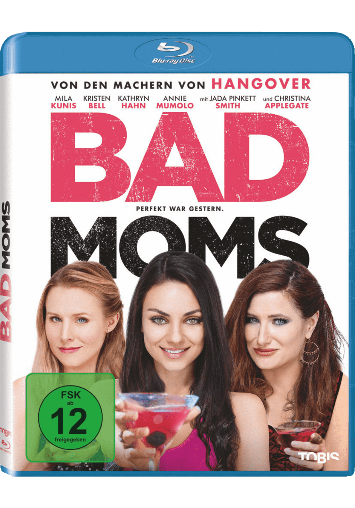 Bad Moms auf Blu-ray
