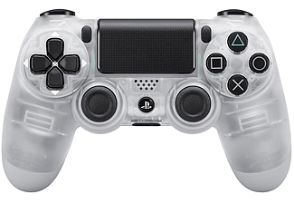 SONY PS4 Dualshock 4 Steel Crystal
