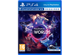 VR Worlds FR/NL PS4