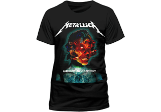 Hardwired To Self-Destruct T-Shirt Schwarz L