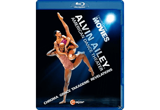Alvin Ailey - American Dance Theater - (Blu-ray)