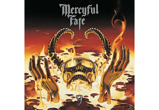 Mercyful Fate - 9 (180g Black Vinyl) - (Vinyl)