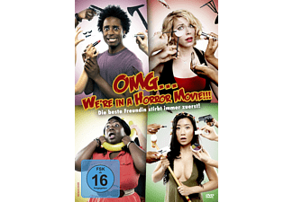 OMG ... We're in a Horror Movie!!! - (DVD)