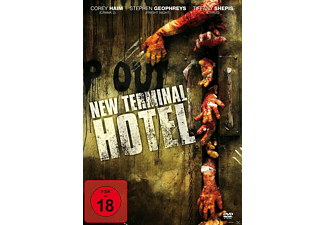 New Terminal Hotel - (DVD)