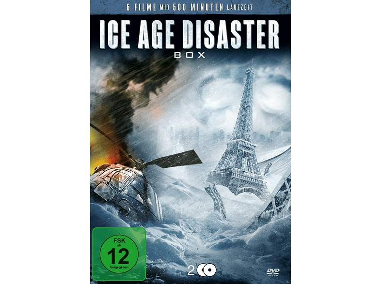 Ice Age Distaster Box [DVD]