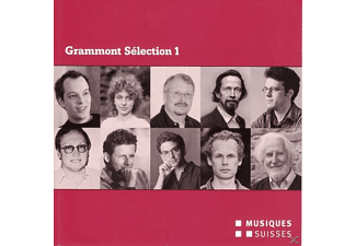 VARIOUS / VARIOUS CONDUCTOR - Grammont Sélection 1 - (CD)