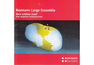 Baumann Large Ensemble - Baumann Large Ensemble: Kein schöner Land - (CD)