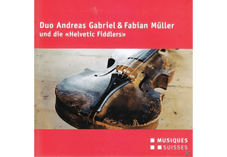 ANDREAS GABRIEL, FABIAN MULLER, AND - Duo Andreas Gabriel & Fabian Müller - (CD)