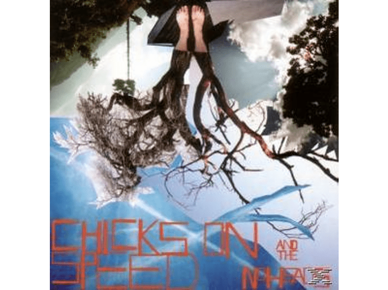 Chicks On Speed And The Noheads - Press The Space Bar [CD]