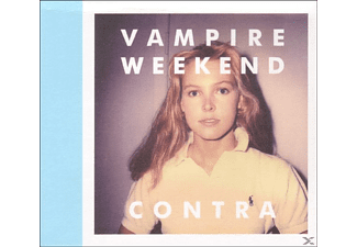 Vampire Weekend - Contra - (CD)