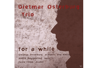 Dietmar Trio Osterburg - For A While - (CD)