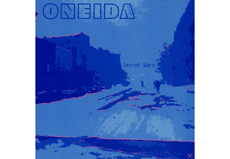 Oneida - Secret Wars - (CD)