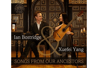 Bostridge,Ian/Yang,Xuefei - Songs from ourAncestors - (CD)