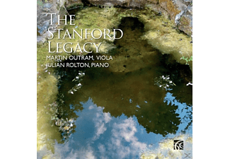 Outram,Martin/Rolton,Julian - The Stanford Legacy - (CD)