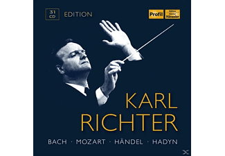 VARIOUS - Karl Richter Edition - (CD)