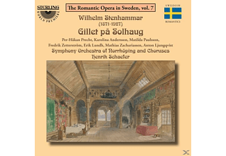 Henrik/so Of Norrköping/+ Schaefer - Gillet par Solhaug - (CD)