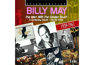 Billy May - The Man with the Golden Touch - (CD)