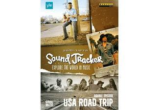 VARIOUS - Soundtracker: USA Road Trip (Double Episode) - (DVD)