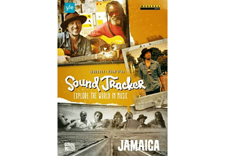 VARIOUS - Soundtracker: Jamaica - (DVD)
