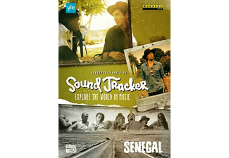 VARIOUS - Soundtracker: Senegal - (DVD)
