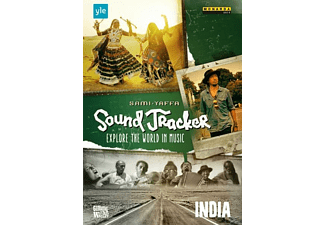 VARIOUS - Soundtracker: India - (DVD)