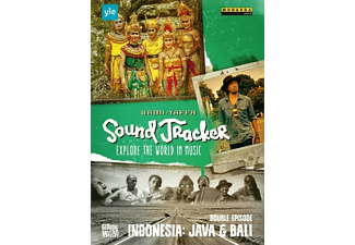 VARIOUS - Soundtracker: Indonesia (Double Episode) - (DVD)