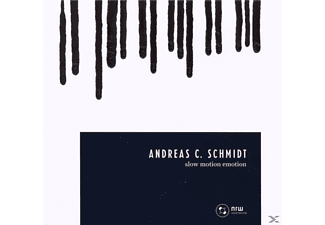 Andreas C. Schmidt - Slow Motion Emotion - (CD)