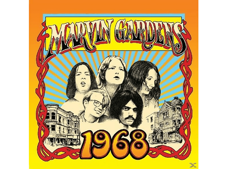 Marvin Gardens - 1968 [LP + Download]