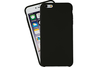 AZURI Hard cover Rubber iPhone 6/6s Noir (AZCOVRUBIPH6-BLK)