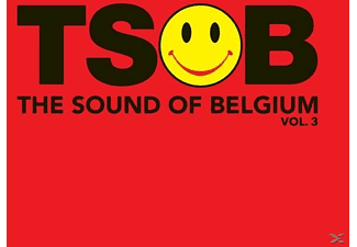 THE SOUND OF BELGIUM VOL. 3 - TSOB/The Sound Of Belgium Vol.3 - (CD)