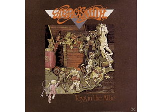 Aerosmith - Toys In The Attic - (Vinyl)