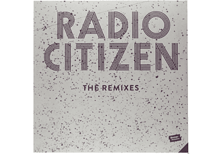 Radio Citizen - The Remixes - (Vinyl)