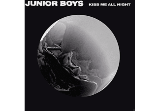 Junior Boys - Kiss Me All Night - (Vinyl)