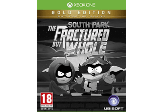 South Park: The Fractured But Whole Gold Edition FR/NL Xbox One