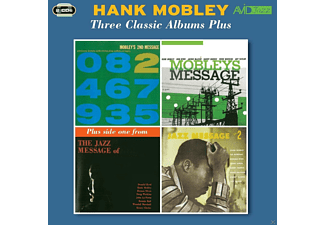 Hank Mobley - Three Classic Albums Plus - (CD)