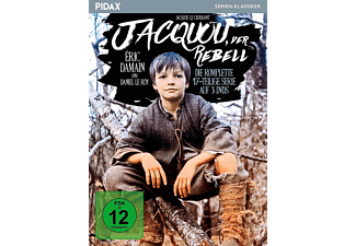 Jacquou,der Rebell - (DVD)