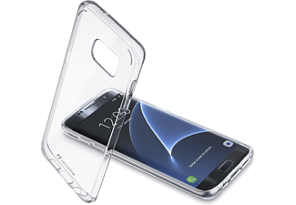 CELLULARLINE Hardcover Clear Duo Galaxy S7 edge Transparant (CLEARDUOGALS7ET)
