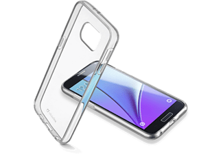 CELLULARLINE Hardcover Clear Duo Galaxy S7 Transparant (CLEARDUOGALS7T)