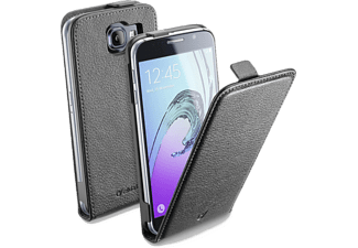 CELLULARLINE Flip cover Flap Essential Galaxy A5 2016 Zwart (FLAPESSGALA516K)