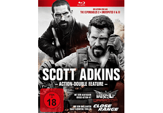 Scott Adkins - Action Double Feature - (Blu-ray)