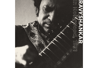 Ravi Shankar - In Hollywood 1971 - (CD)