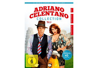 Adriano Celentano - Collection Vol. 2 - (DVD)