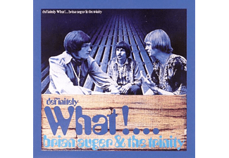 Brian Auger & the Trinity - Definitely What! (CD)