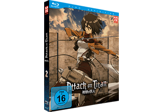 Attack on Titan – Blu-ray Box 2 - (Blu-ray)