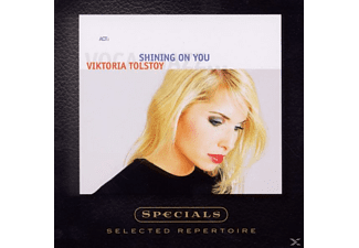 Viktoria Tolstoy - Shining On You (Sp) - (CD)