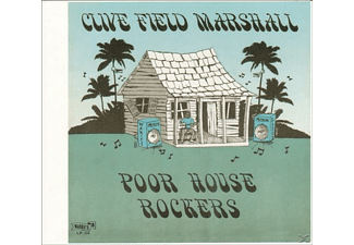 Clive Field Marshall - POOR HOUSE ROCKERS - (Vinyl)