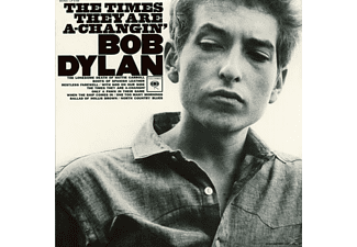 Bob Dylan - The Times Are A-Changin  (180g Edition) - (Vinyl)